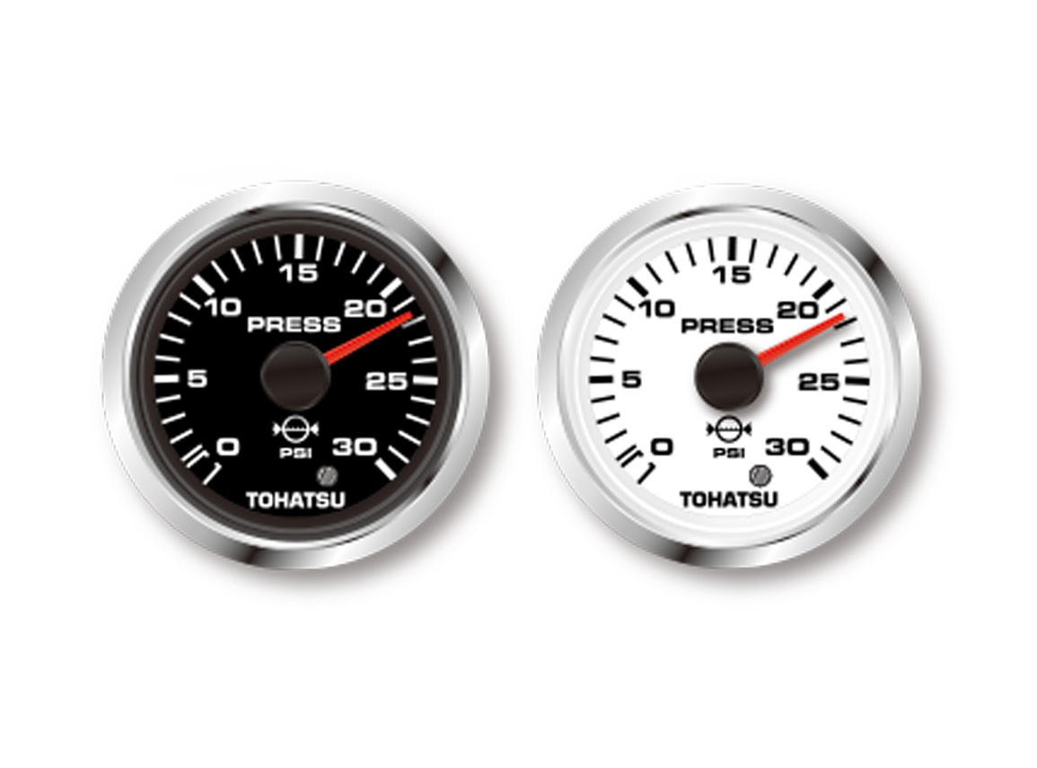 GAUGES | PARTS & ACCESSORIES | TOHATSU outboard motors