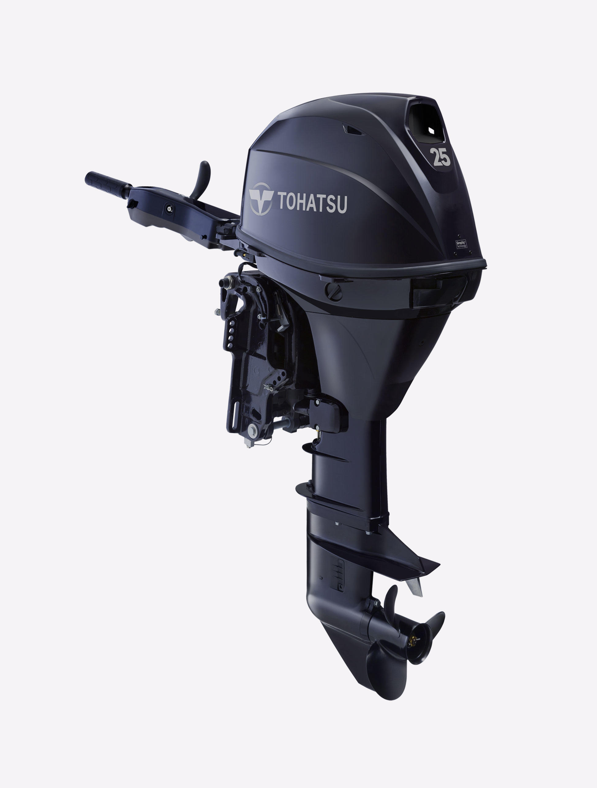 MFS25 | Mid range | OUTBOARDS | TOHATSU outboard motors